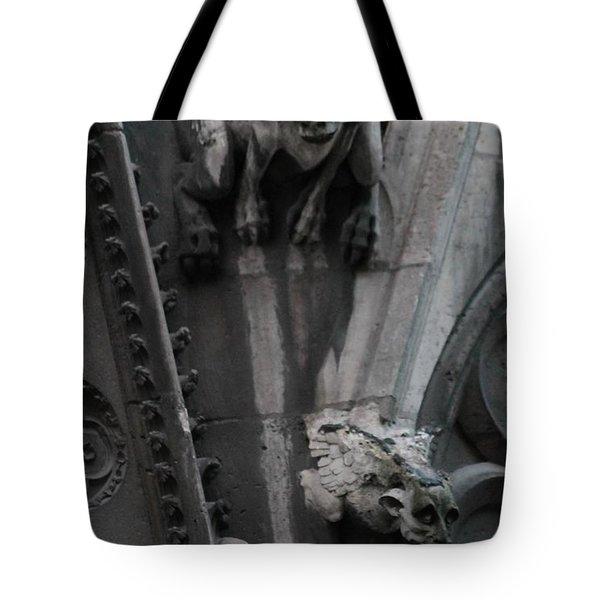 Griffons Tote Bag