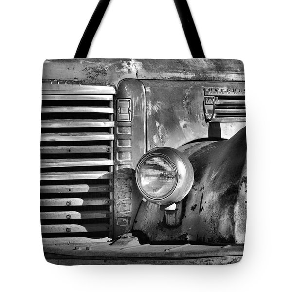 Grill Work Tote Bag