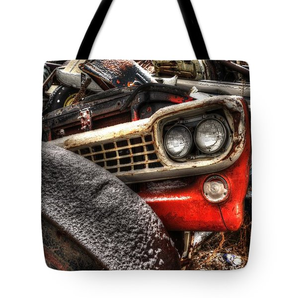 Grilled Tote Bag