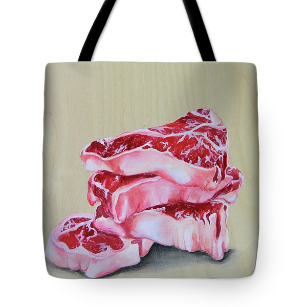 Grilling Memories Tote Bag