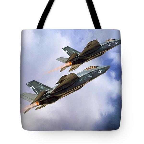 Grim Reapers  Tote Bag