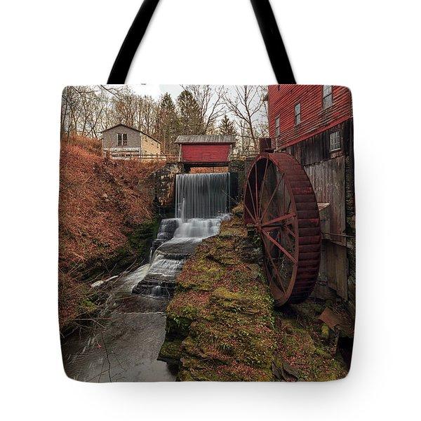 Grist Mill II Tote Bag