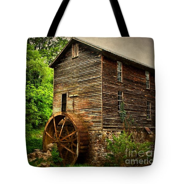 Gristmill  Tote Bag