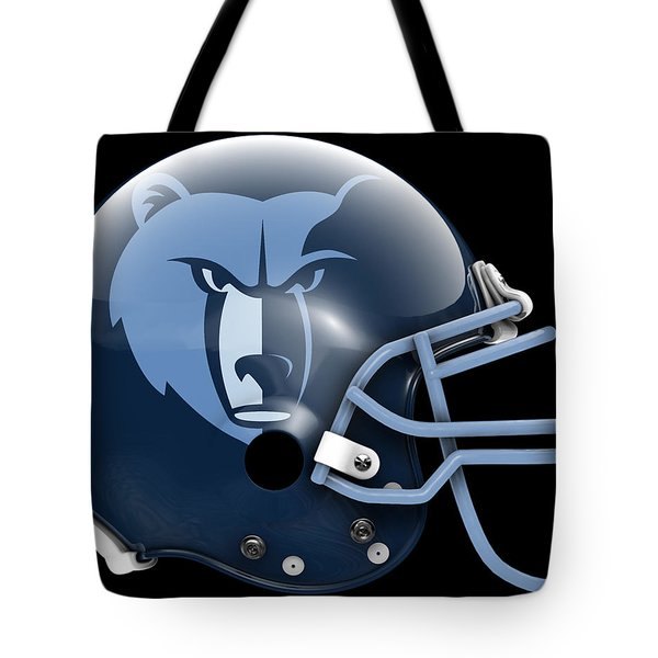 Grizzlies What If Its Football Tote Bag