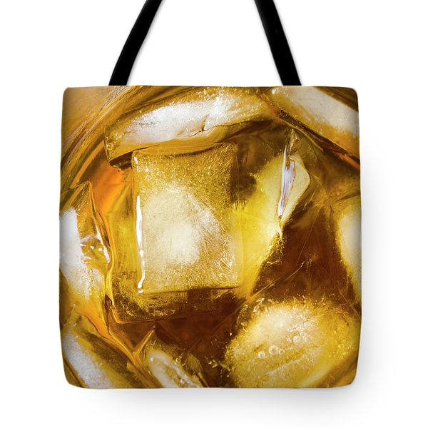 Grog On The Rocks Tote Bag