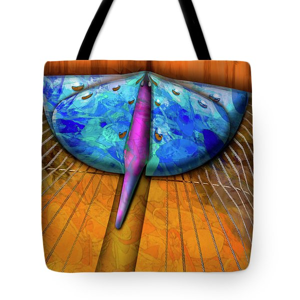 Tote Bag featuring the photograph Groovin by Paul Wear