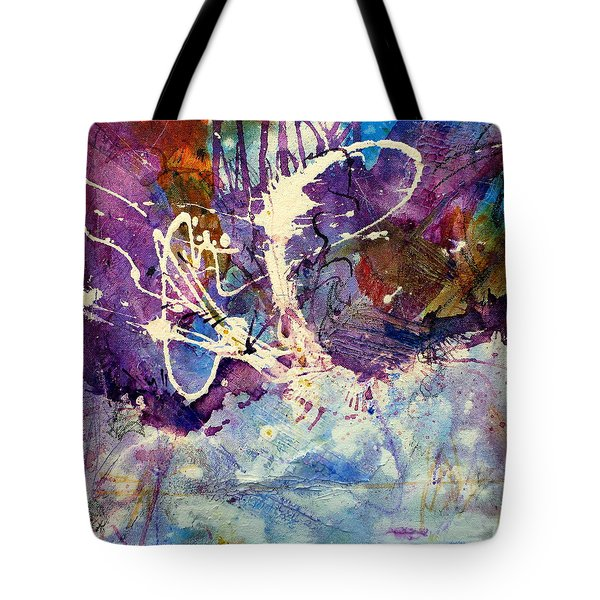 Groovin' Together Tote Bag