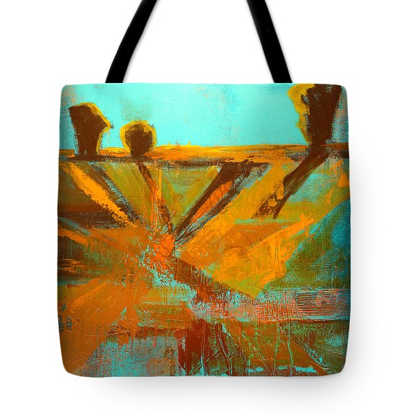 Ground Elements Tote Bag