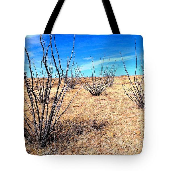 Ground Level - New Mexico Tote Bag