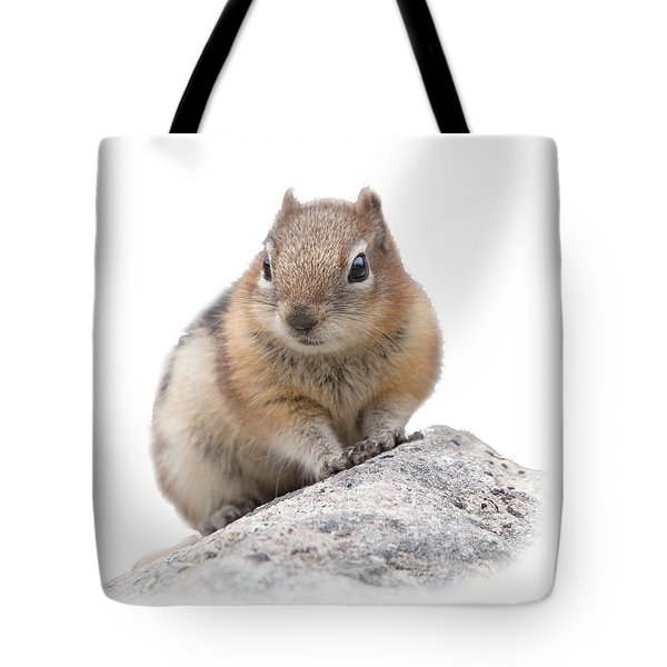 Ground Squirrel T-shirt Tote Bag