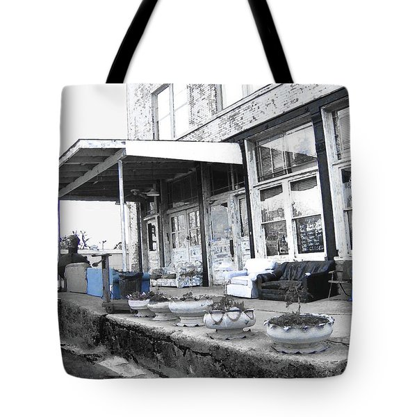 Ground Zero Tote Bag