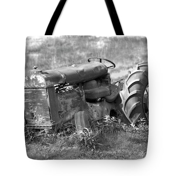 Grounded Tote Bag by Mike McGlothlen