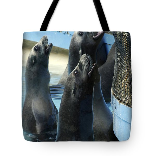 Group Lunch Tote Bag