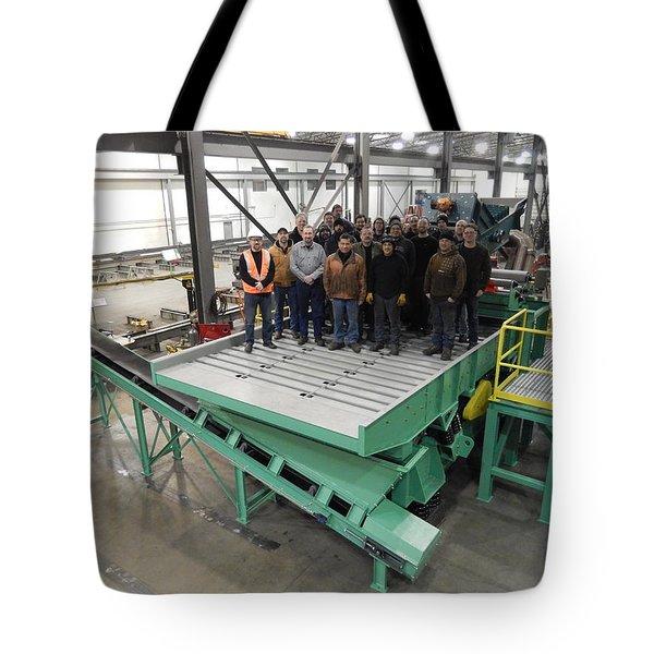 Groupfeeder Tote Bag