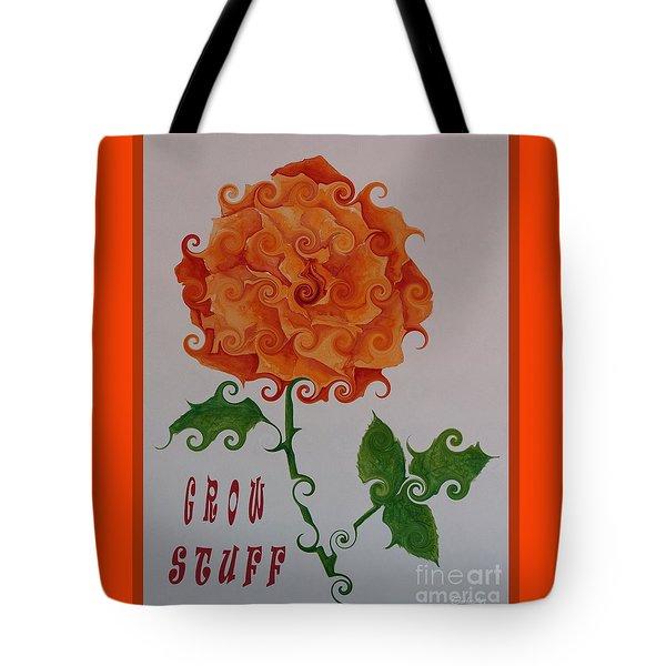 Grow Stuff Tote Bag
