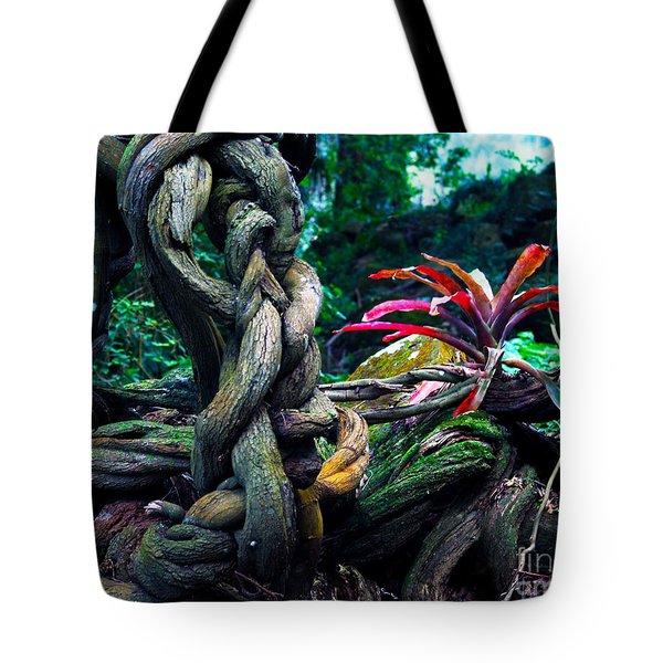 Grow Where You're Planted II Tote Bag