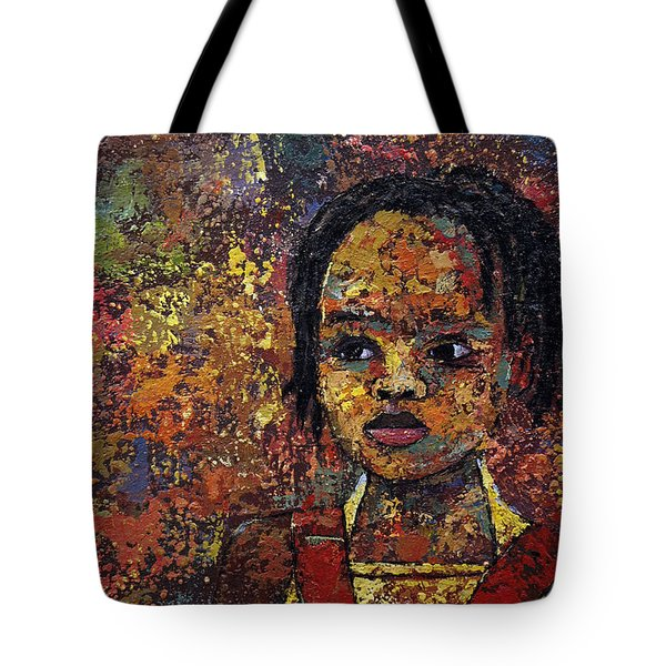 Growing Dreads 2 Tote Bag by Ronex Ahimbisibwe