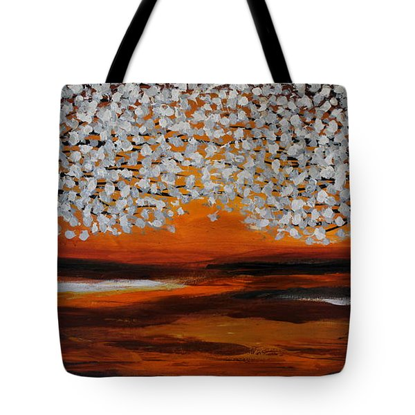 Growing In The Sunshine Tote Bag