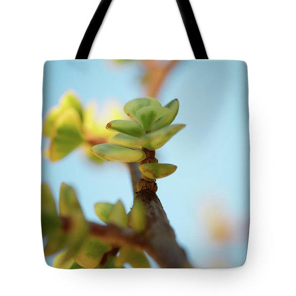 Tote Bag featuring the photograph Growth by Ana V Ramirez