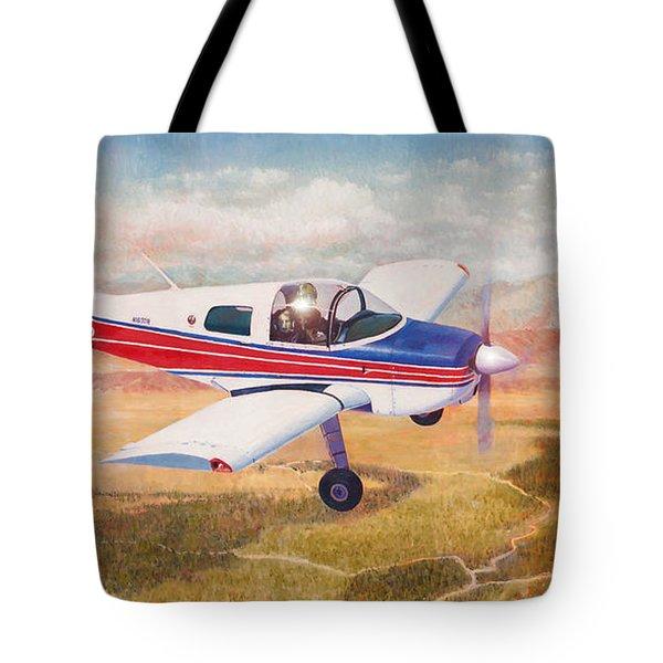 Grumman 1aa-1b  Tote Bag