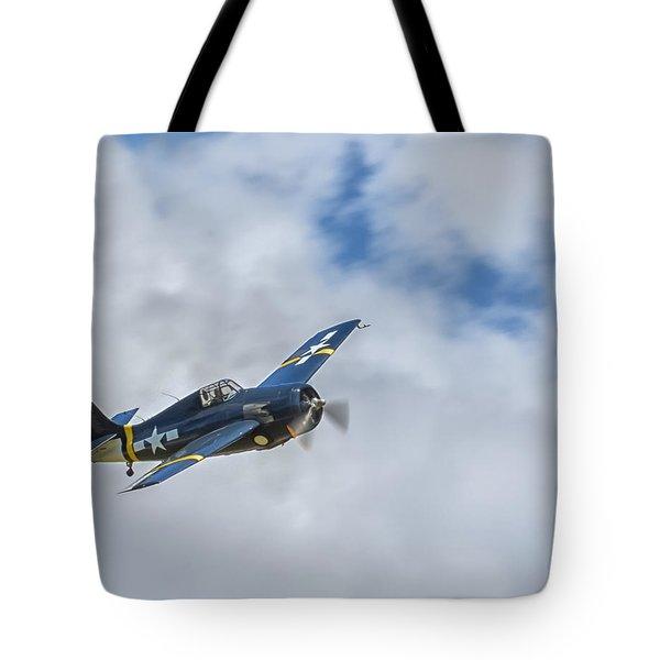 Grumman F4f Wildcat Tote Bag
