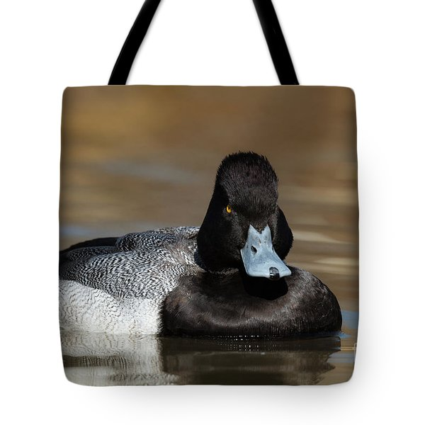 Grumpy Duck Tote Bag