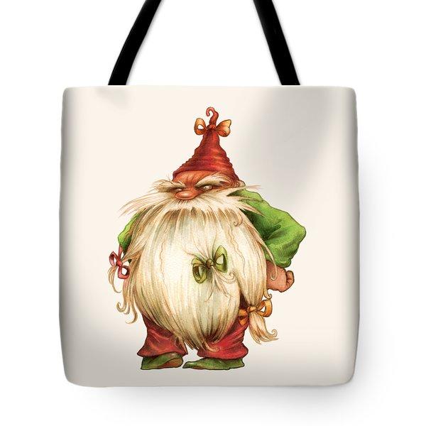 Grumpy Gnome Tote Bag