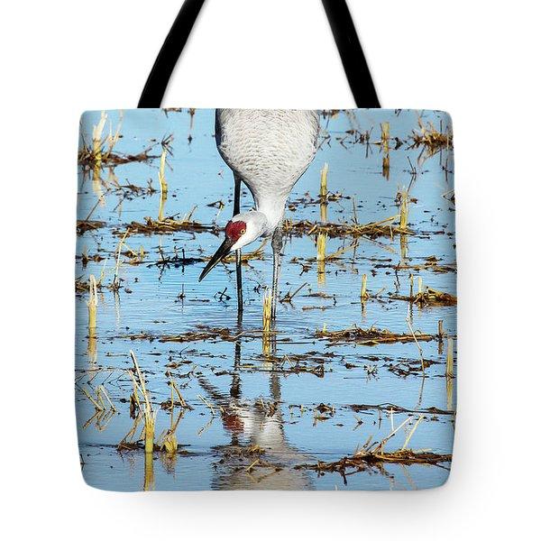 Grus Canadensis I Tote Bag