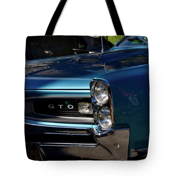 Gto Detail Tote Bag by Dean Ferreira