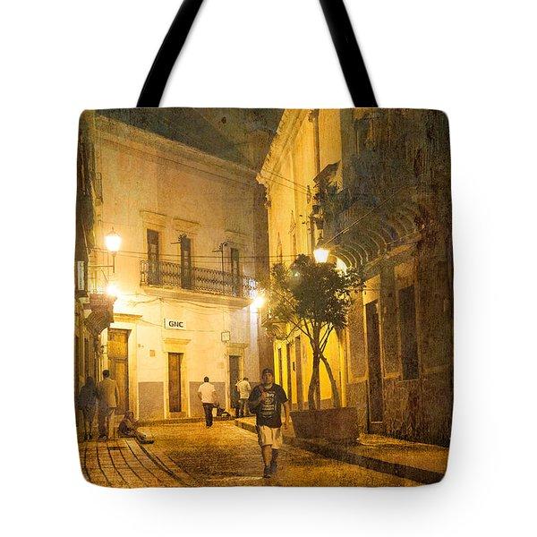Guanajuato Night Tote Bag