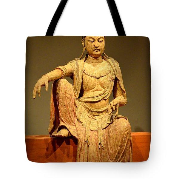 Guanyin - Quan Yin Tote Bag