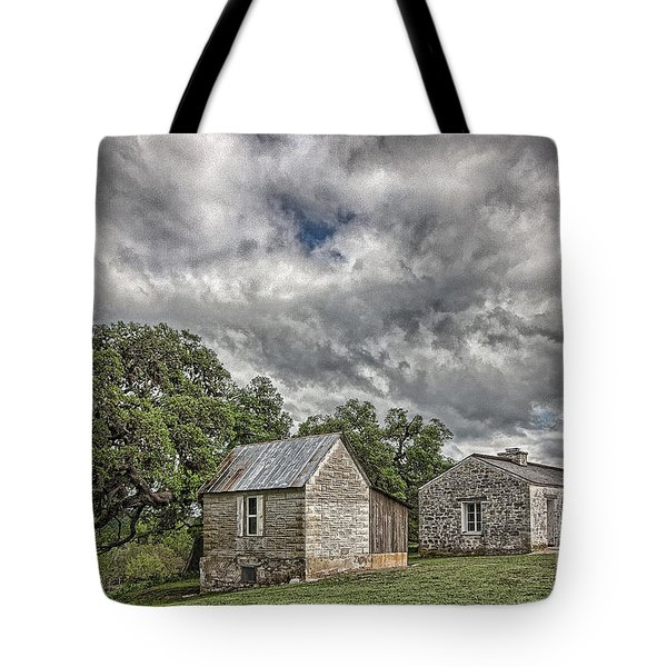 Guard House Tote Bag