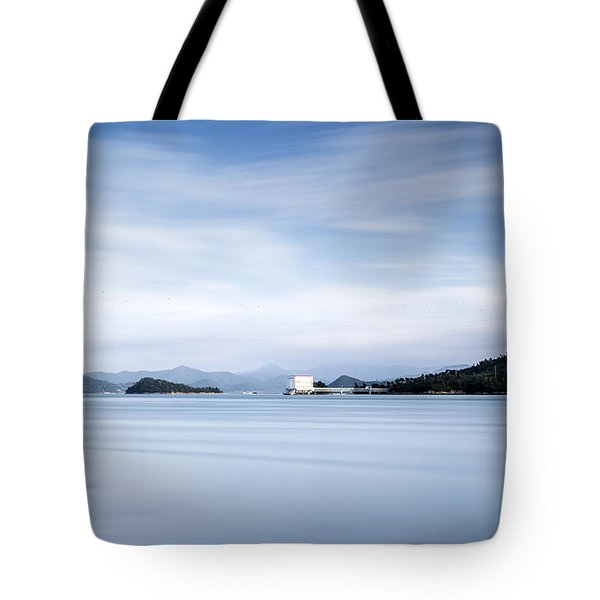 Guard Of Jindo Tote Bag