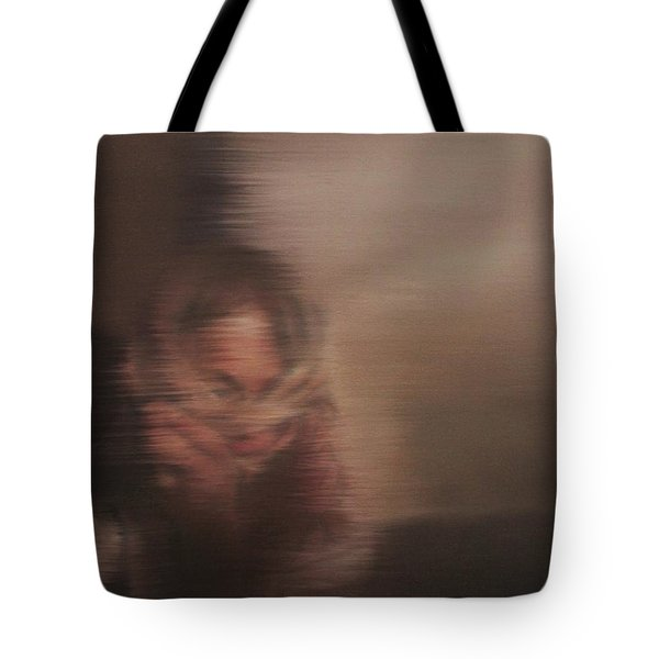 Guarded Tote Bag by Cherise Foster