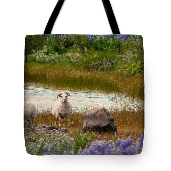 Guardian Tote Bag by William Beuther