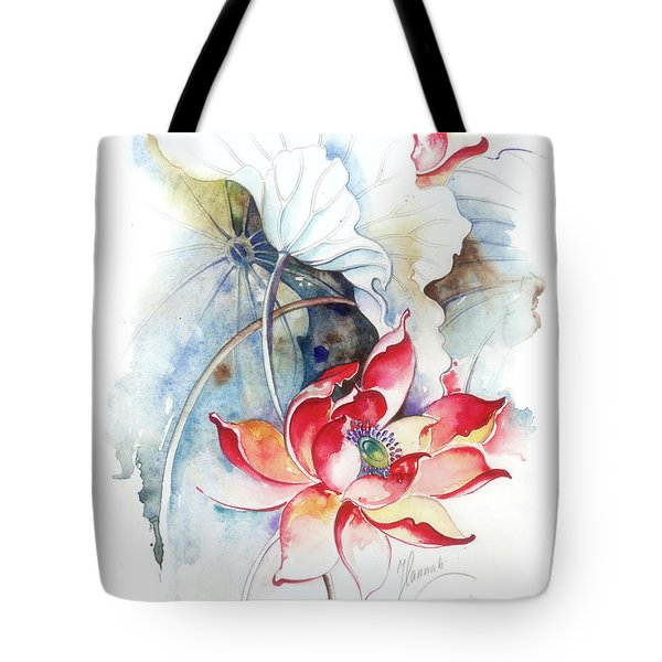 Guarding The Secret Passage Tote Bag by Anna Ewa Miarczynska