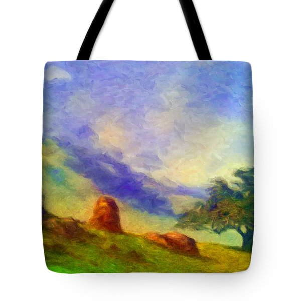 Guatapara Tote Bag