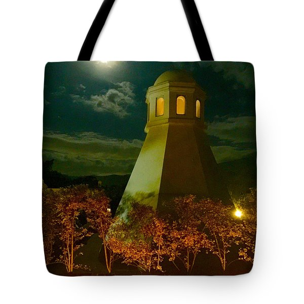 Guatemala Night Tote Bag