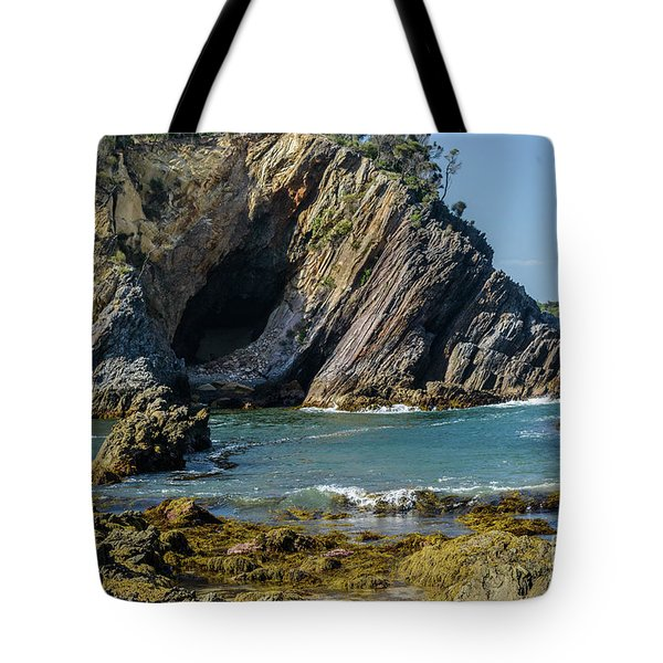Guerilla Bay 4 Tote Bag