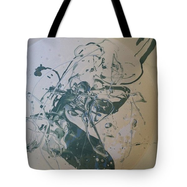 Guerrero Rosales Madrigal Tote Bag