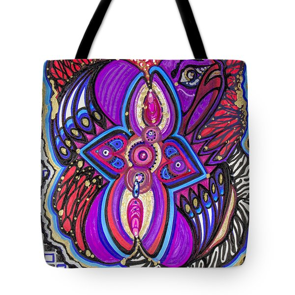 Guess What I'm Thinking Tote Bag