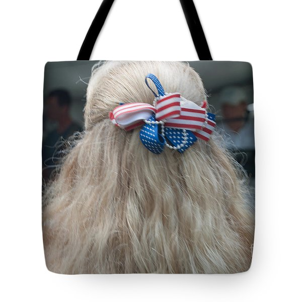 Guest Hairpiece Tote Bag