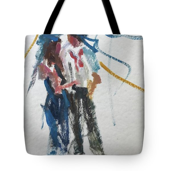 Guests 24 Tote Bag