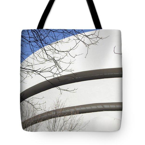 Guggenhiem Color II Tote Bag
