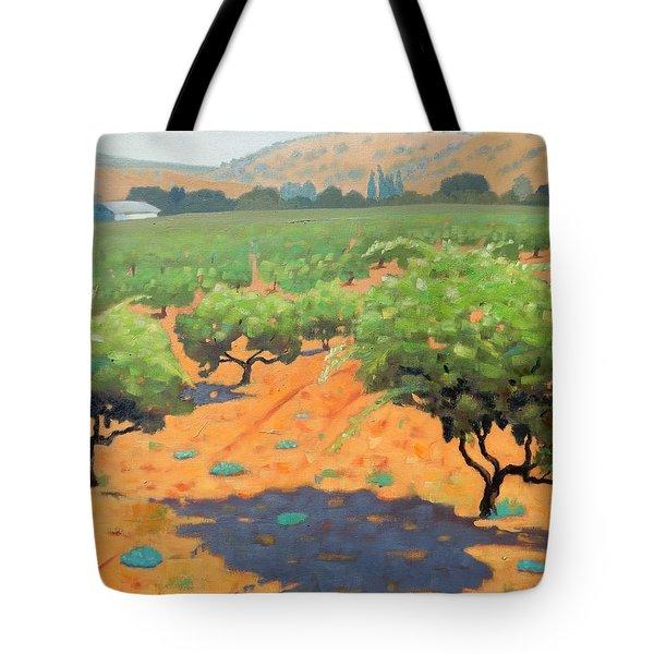 Guglielmo Winery Tote Bag