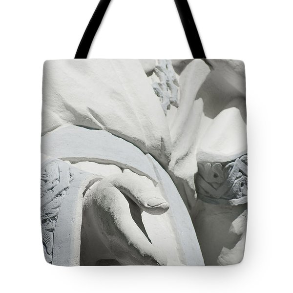 Guidance Tote Bag by Colleen Coccia