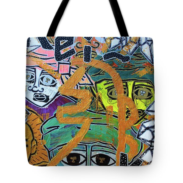 Guides And Guardians Tote Bag