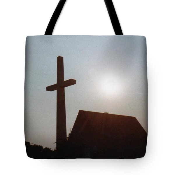 Tote Bag featuring the photograph Guiding Light by Betty Northcutt