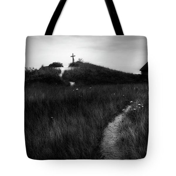 Tote Bag featuring the photograph Guiding Light by Bill Wakeley