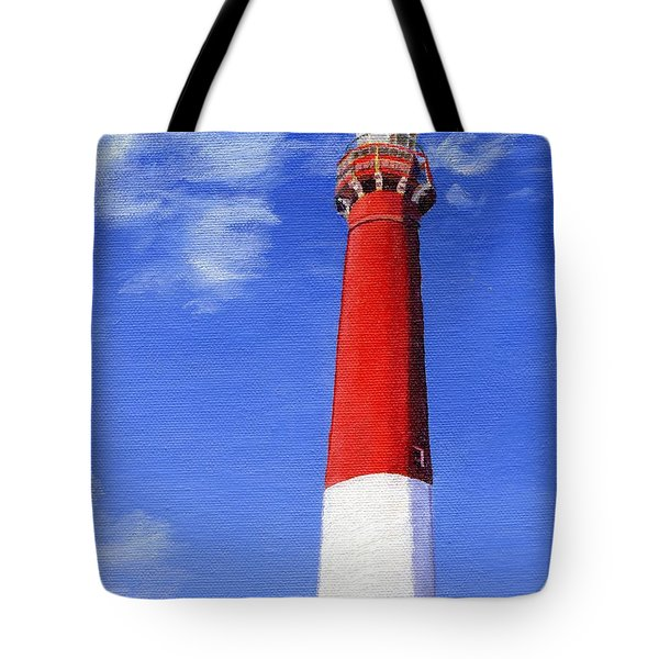 Tote Bag featuring the painting Guiding Light by Lynne Reichhart